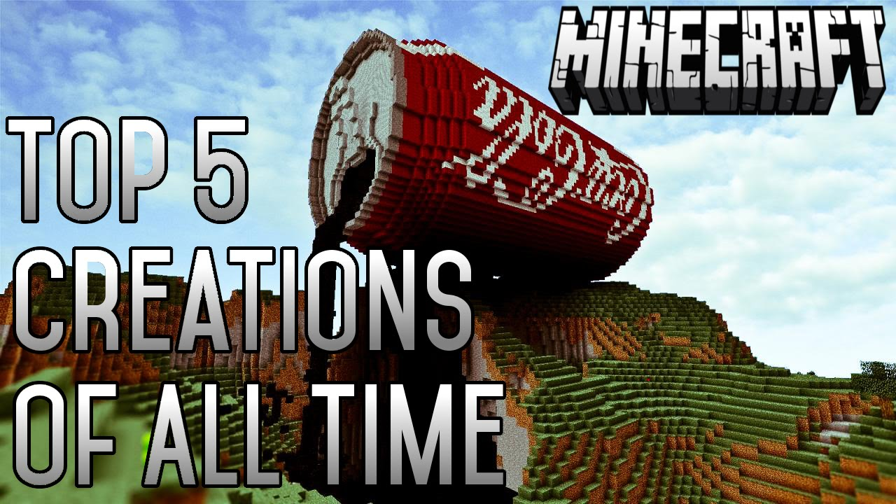 Top 5 Minecraft Insane Creations Of All Time February