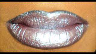 Halloween molten metal android lips tutorial Thumbnail