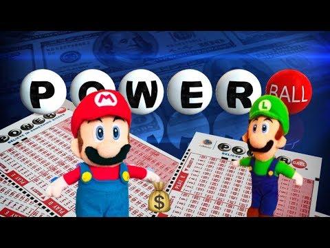 SMD Movie: Mario's Lottery Ticket