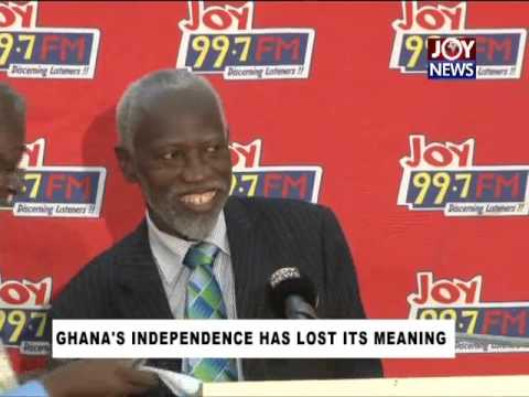 Ghana's Independence Has Lost Its Meaning