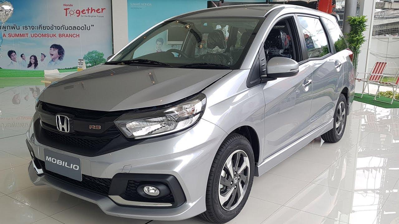 Honda Mobilio 1.5 RS ราคา 763,000 บาท