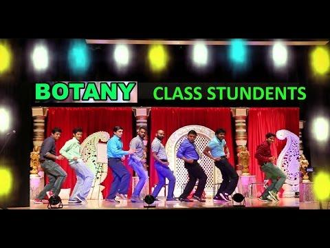 Shiva Botany Patamundi Song Dance Performance HD Version