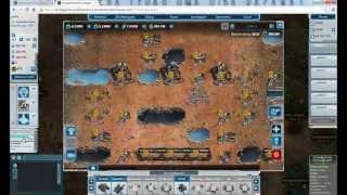 Command and Conquer Tiberium Alliances Gameplay Server 6 BR