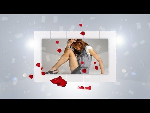 Como crear efecto de track matte o mascara en Adobe Premiere Pro CC