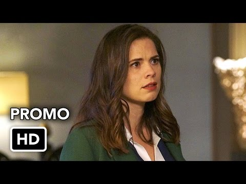 """Conviction 1x03 Promo #2 """"Dropping Bombs"""" (HD) Hayley Atwell Praise"""