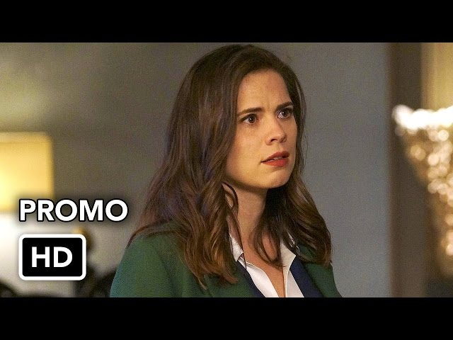 "Conviction 1×03 Promo #2 ""Dropping Bombs"" (HD) Hayley Atwell Praise"