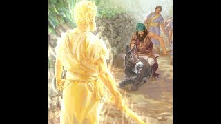Historia de la mula que habló y el profeta Bilam