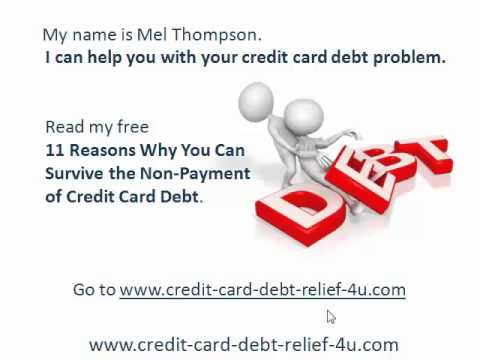 Credit Consolidation