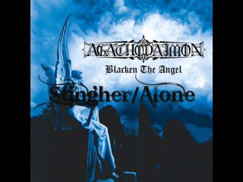 Agathodaimon - Stingher/Alone mp3