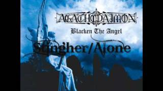 Agathodaimon - Stingher/Alone