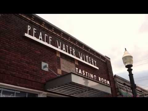 Peace Water Winery In Carmel, Indiana