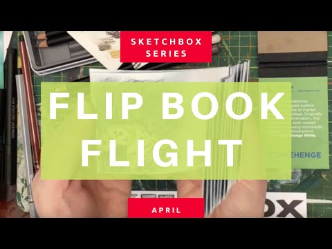 Sketchbox timelapses and other adventures