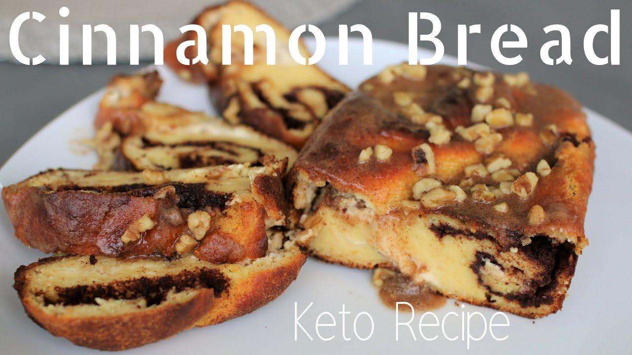 Sticky Cinnamon Bun Bread