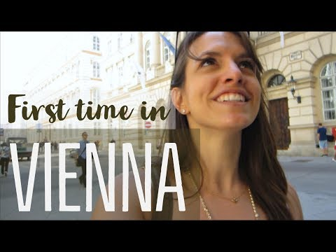 My First Time in Austria | Vienna Female Solo Trave|