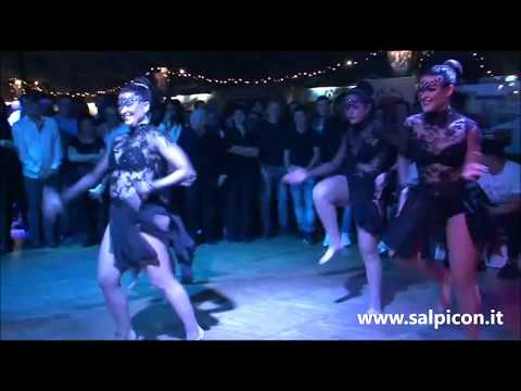 Salpicon Latino - AREA LATINA DANCE CO.   ACHE'