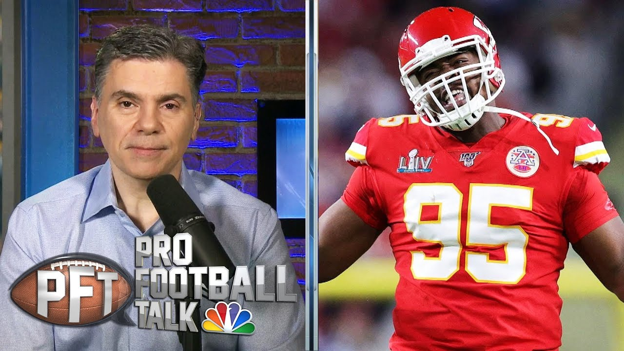 NFL free agency: Chris Jones, Shaq Barrett lead defensive class | Pro Football Talk | NBC Sports