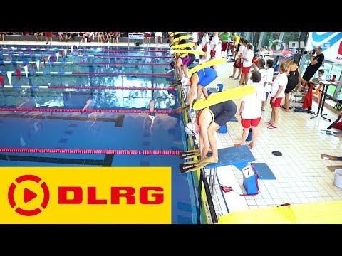 Saisonhöhepunkt Deutsche Mehrkampfmeisterschaft (Rettungssport)