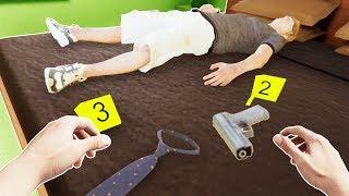 Gambar cover Becoming a Police Crime Scene Investigator in VR - CSI VR Gameplay