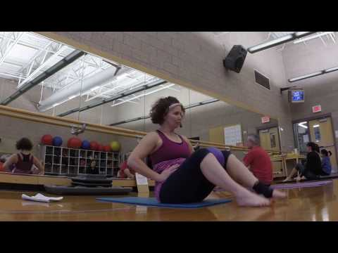 PILATES with Small Ball 09