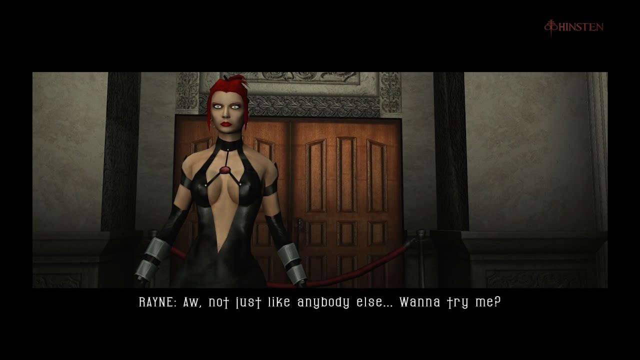 Bloodrayne 2 Gameplay (Widescreen Test) - YouTube