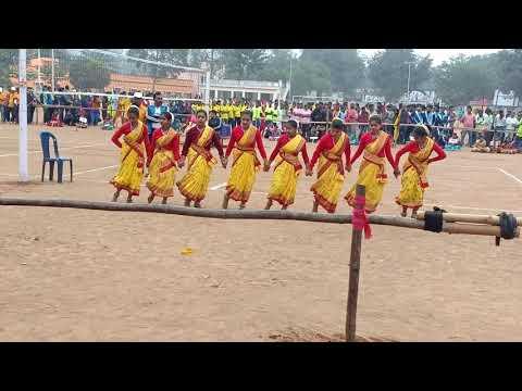 AJO HIGH SCHOOL- GIRLS GROUP DANCE