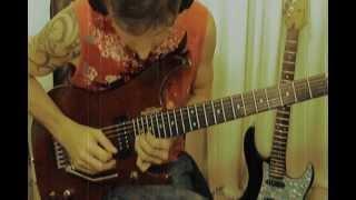 Joe Satriani - Memories ( by Pedro Carpinetti)
