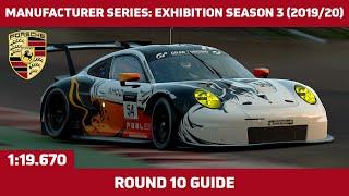 Gran Turismo Sport - Manufacturer Series Guide (Exhibition 2019/20 Season 3 Round 10): Porsche