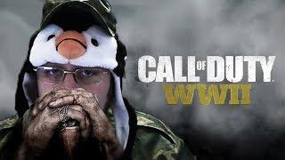 Рядовой пингвин на войне [день3 финал] 🔴 call of duty: ww2 стрим
