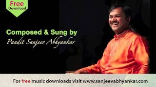 Sanjeev Abhyankar- Devotional - Hindi Bhajan - Mai To Giridhar Ke Ghar