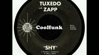 Tuxedo With Zapp - Shy (Funk 2018)