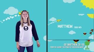 GO (Matthew 28:19) Hand Motions Video
