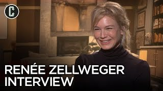 Renee Zellweger Interview What/If and Judy