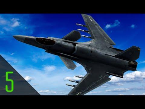VIDEO: 5 Most Secret Military Aircraft