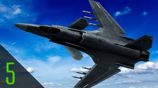 5 Strangest Military Airplanes