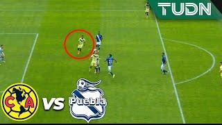 ¡Le anulan gol a los azulcremas! | América 0 - 0 Puebla | Liga Mx - AP 19 - J15 | TUDN