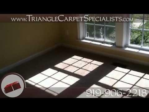 TCS - Cary Carpet Installation Process
