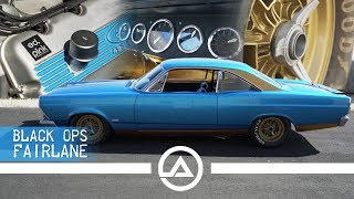 700 hp 1967 Ford Fairlane by Steve Strope and Pure Vision Design