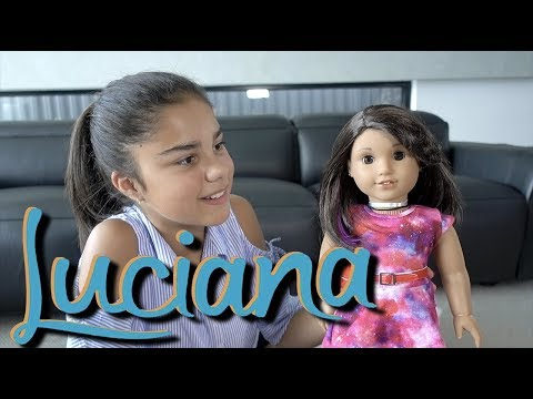 Introducing Luciana Vega - American Girl GOTY 2018 | Grace's Room
