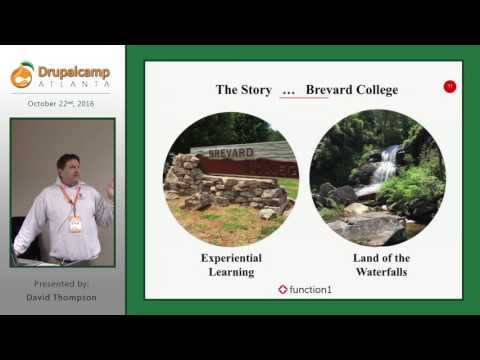 DrupalCamp Atlanta 2016: Open EV Charging Networks (David Thompson) on YouTube