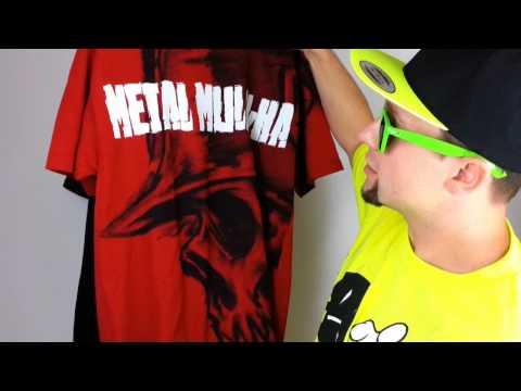Harlem News: T-Shirts von Dyse One, Metal Mulisha & DTA