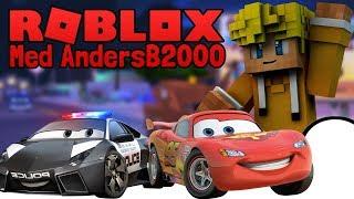Danish Roblox-WE ARE CARS!!!