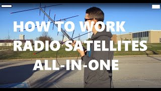The Ultimate Guide to Working Ham Radio Satellites