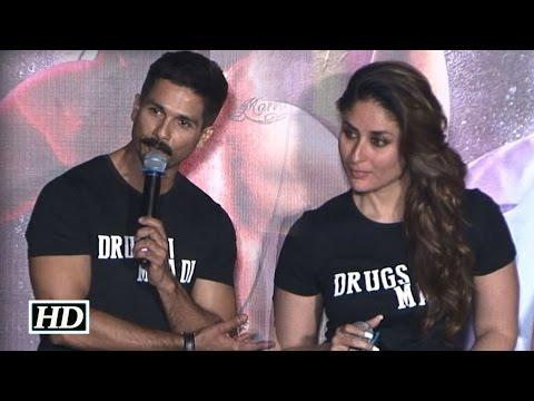 Shahid's Unbelievable Comment On Working With Kareena - Don't Miss