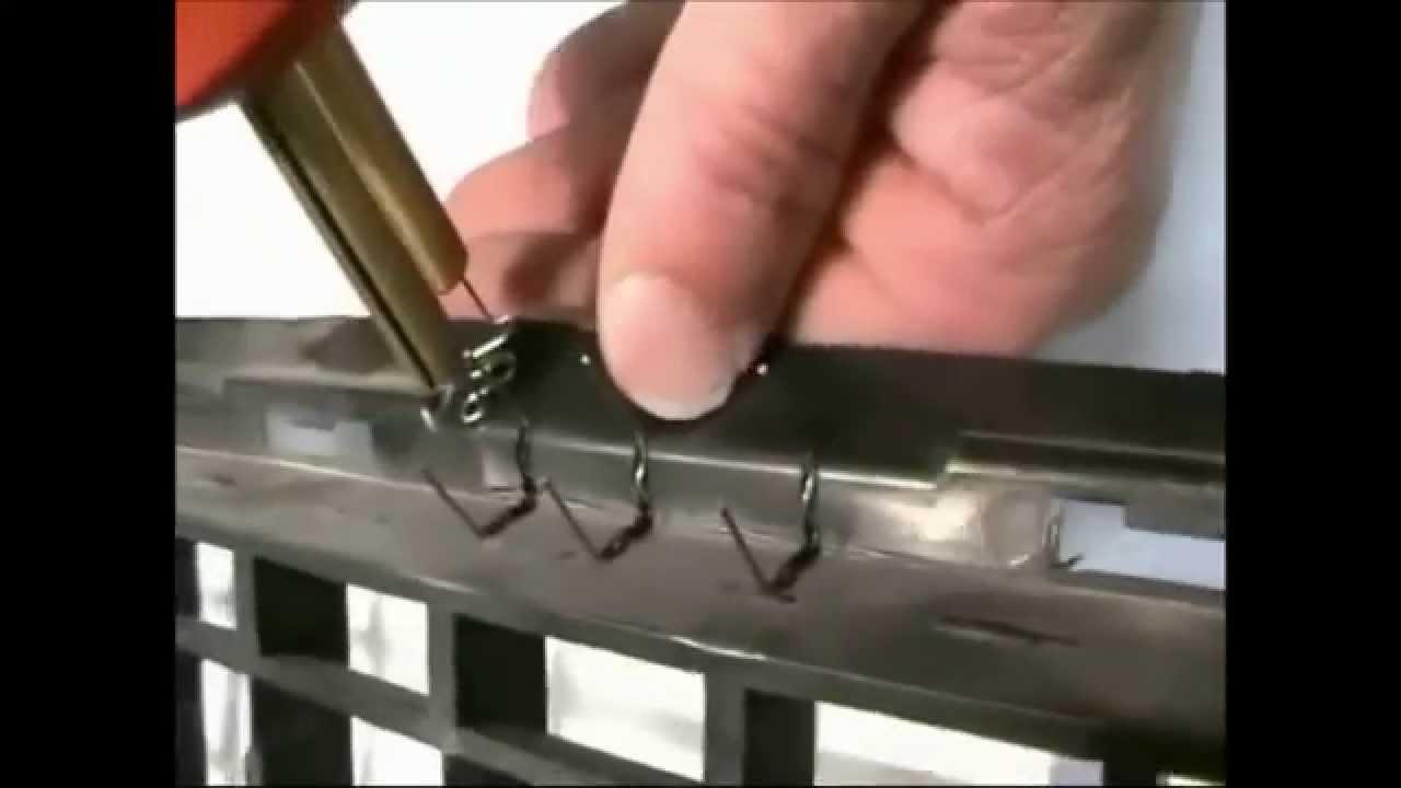 Verrassend Kunststof reparatie bumper met Magic Stapler van Mix Plast - YouTube VS-36