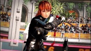 DOA6 BETA The Kunoichi Prince Gameplay