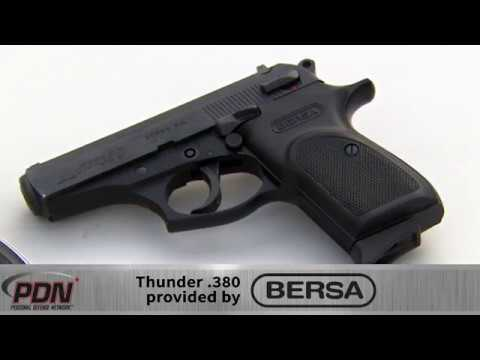 Bersa Thunder  380 Combat Pistol Review | Gun Carrier