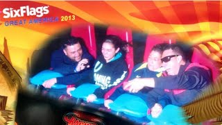 MOM'S FIRST ROLLER COASTER (really funny)