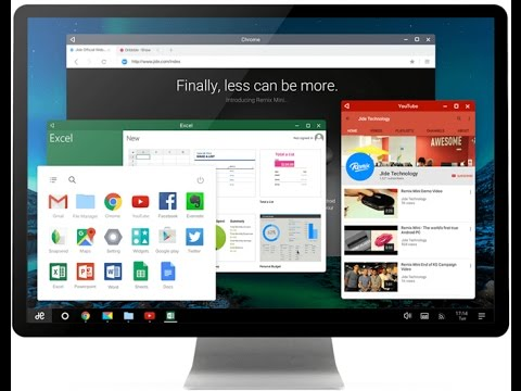 Unuiga S905 quiere ser el miniordenador más barato, apuesta por Remix OS