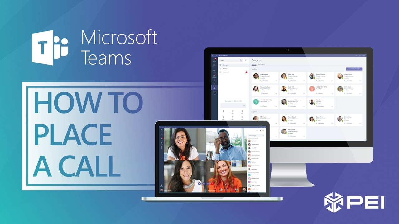Microsoft Teams: How to Make a Phone Call | Video and Steps
