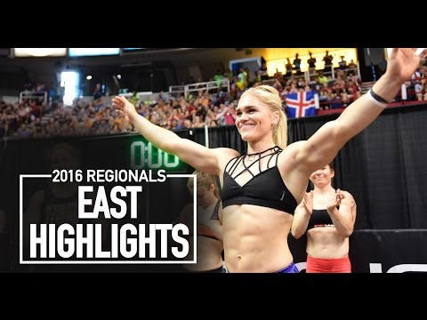 East Regional Highlights
